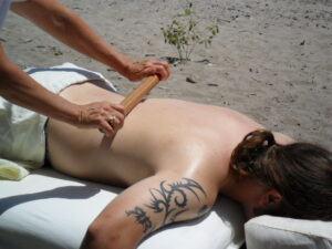 Bamboo-Fusion Massage at Braeside Estate Wellness